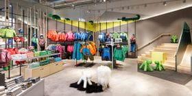 children's wear at Bruendl Sports Saalfelden with a play area <br/>