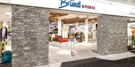 Entrance with cutaway view Bründl Sports Alpincenter<br/>