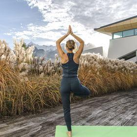 Yoga im Tauern Spa Kaprun