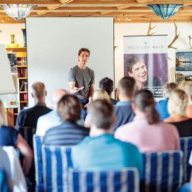 Felix Gottwald Präsentation