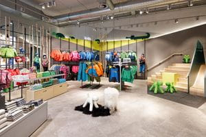 children's wear at Bruendl Sports Saalfelden with a play area <br/>