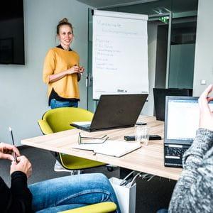 employees in Marketing