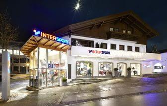 Mayrhofen Zentrum Außenaufnahme