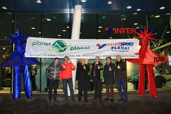 Intersport Planai Gruppenbild