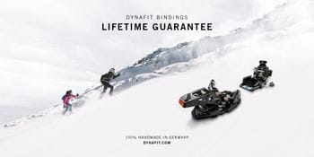 Lifetime Guarantee Dynafit