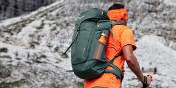 Hiking with the new Salewa Alp Mate 36 backpack
