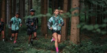 Trailrunning durch den Wald mit Adidas TERREX
