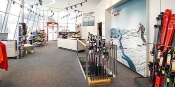 Skiequipment Bründl Sports DriveIn Areit III Bergstation <br/>