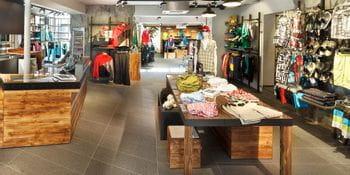 Summer product line Bründl Sports Mayrhofen Zentrum <br/>