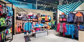 winter clothing and equipment at Bründl Sports Planet Planai <br/>