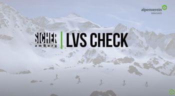 LVS Check Alpenverein