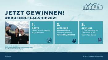 Gewinnspiel #bruendlflagship2021