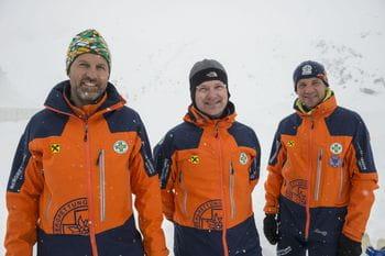 Mountain Rescue Team of Kaprun