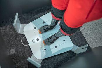 Bründl Sport Ski Rental 3D Foot Scan
