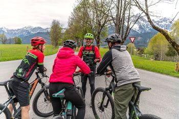 E-Bike Fahrsicherheitstraining - Gruppe