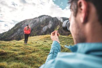 Katharina und Max Shooting Klammsee