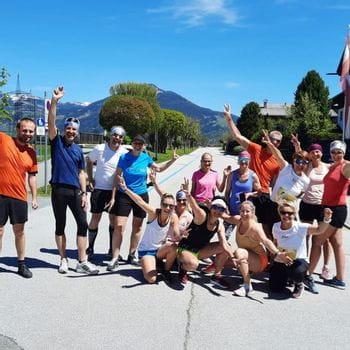 Wings for Life Run 2021 Team Bründl