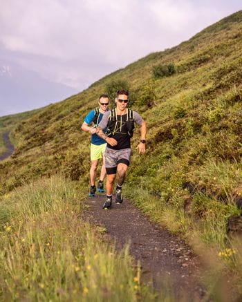 Trail Running auf der Schmittenhöhe Dynafit