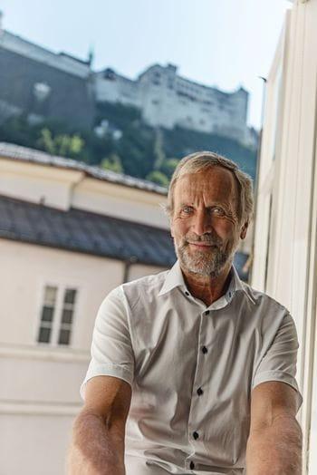 Portrait of Prof. Erich Müller