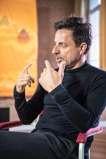 Christoph Bründl im Interview