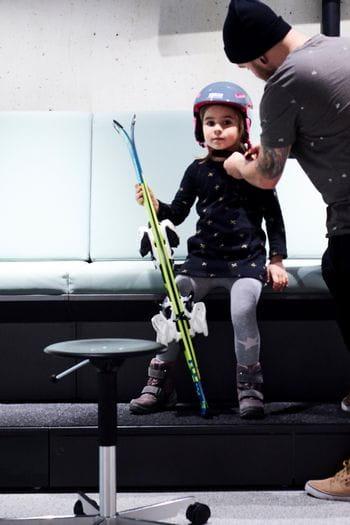 Kinderskimiete bei Bründl Sports