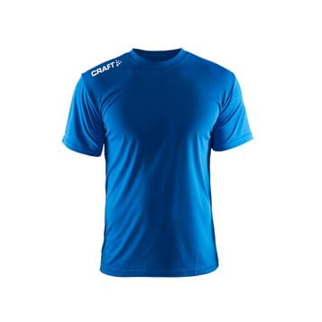Craft Event Tee Herren blau