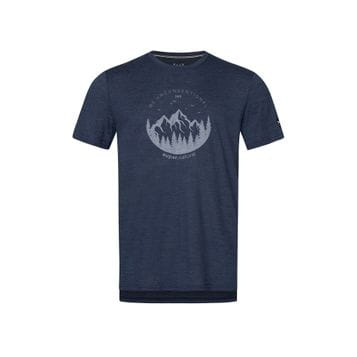 Supernatural Graphic Tee Men blau