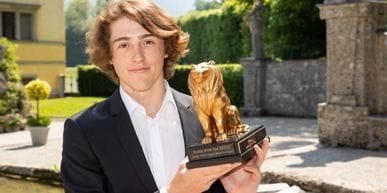 Leonidas Stefan Rettenegger Rookie of the Year