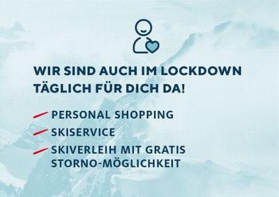 Bründl Sports Lockdown Information