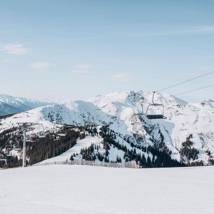 Panorama von der Schmittenhöhe